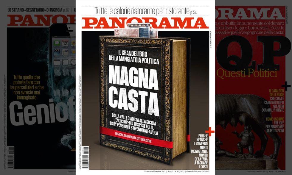 La Magna Casta - Centro Italia
