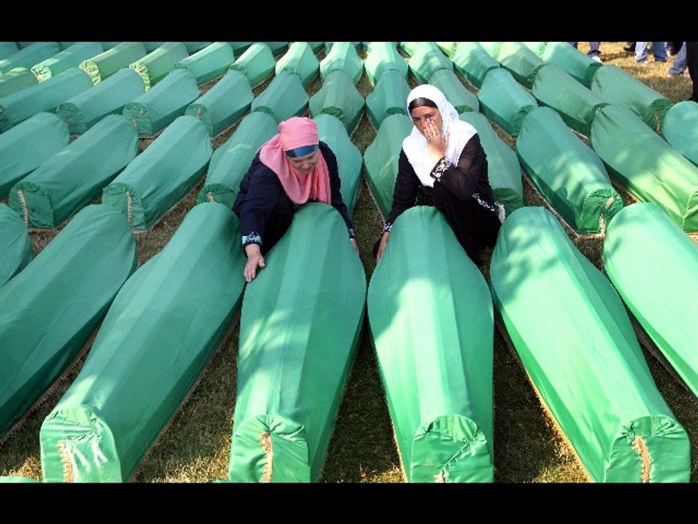 Un sindaco serbo per Srebrenica? Sarebbe la vergogna dell'Europa