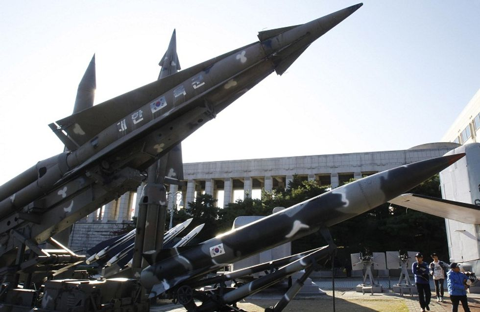 Corea del Nord: i nostri missili possono colpire gli Stati Uniti