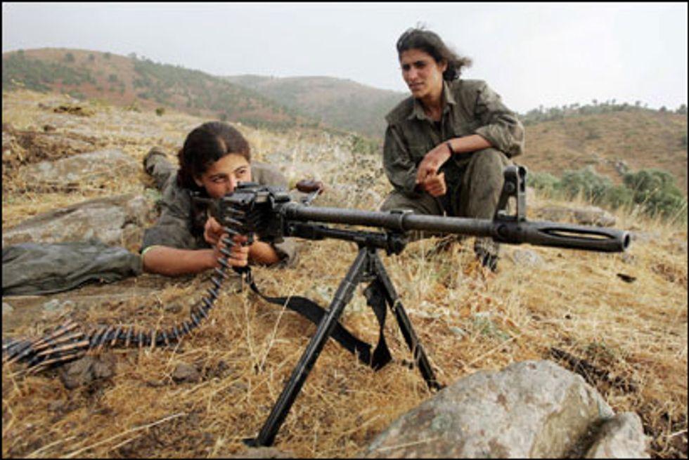 La guerra dimenticata del Kurdistan turco