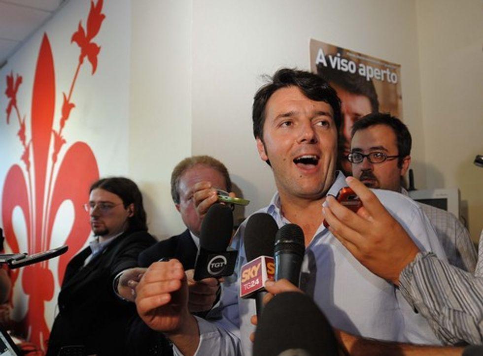 Primarie: cosa vuole fare Renzi da grande?