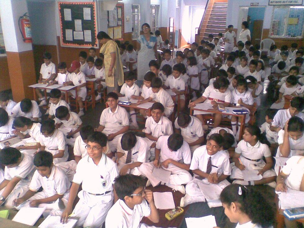 La scuola più grande del mondo? Si trova in India