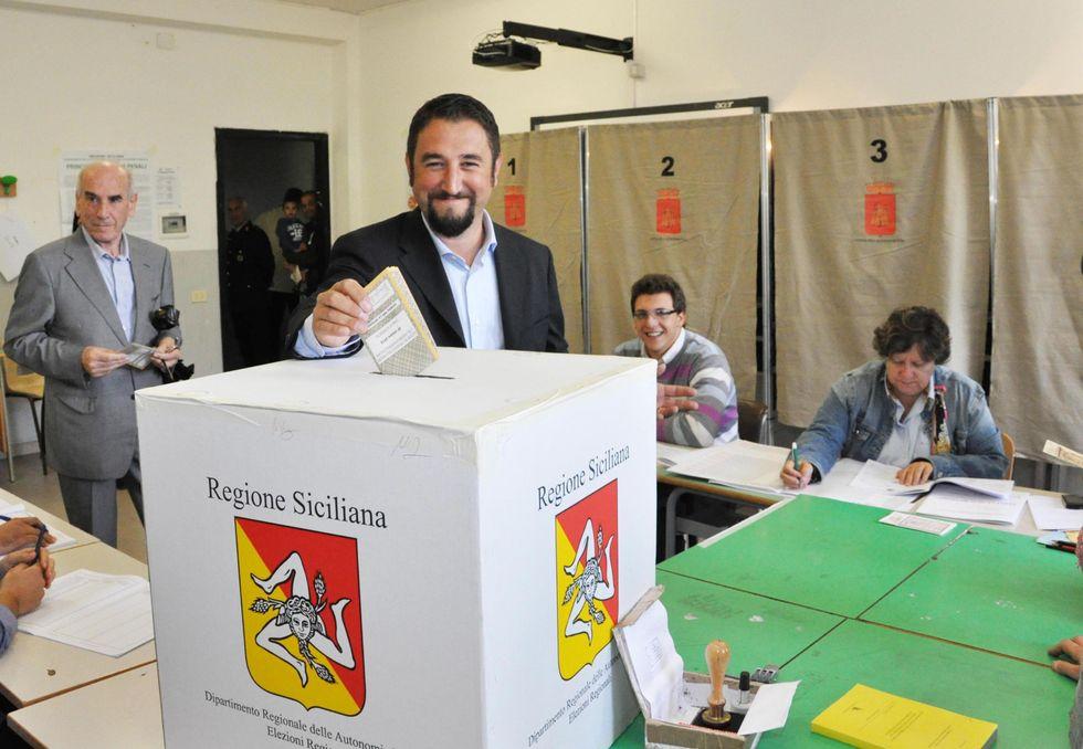 Elezioni siciliane: la diretta twitter