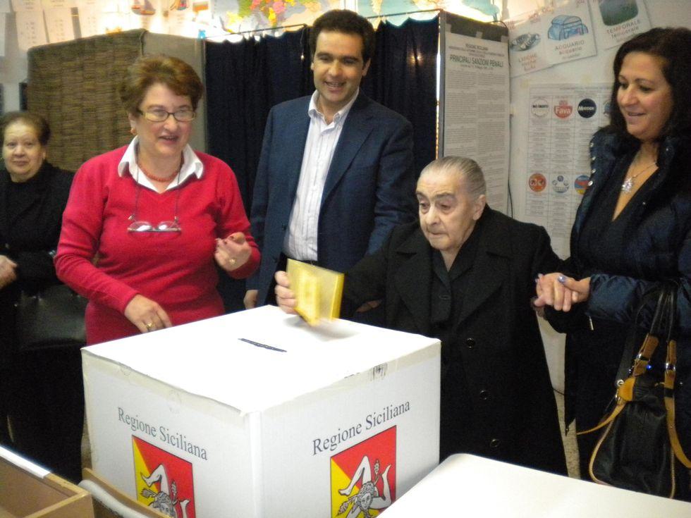 Sicilia: è l'astensionismo il vero vaffa alla politica