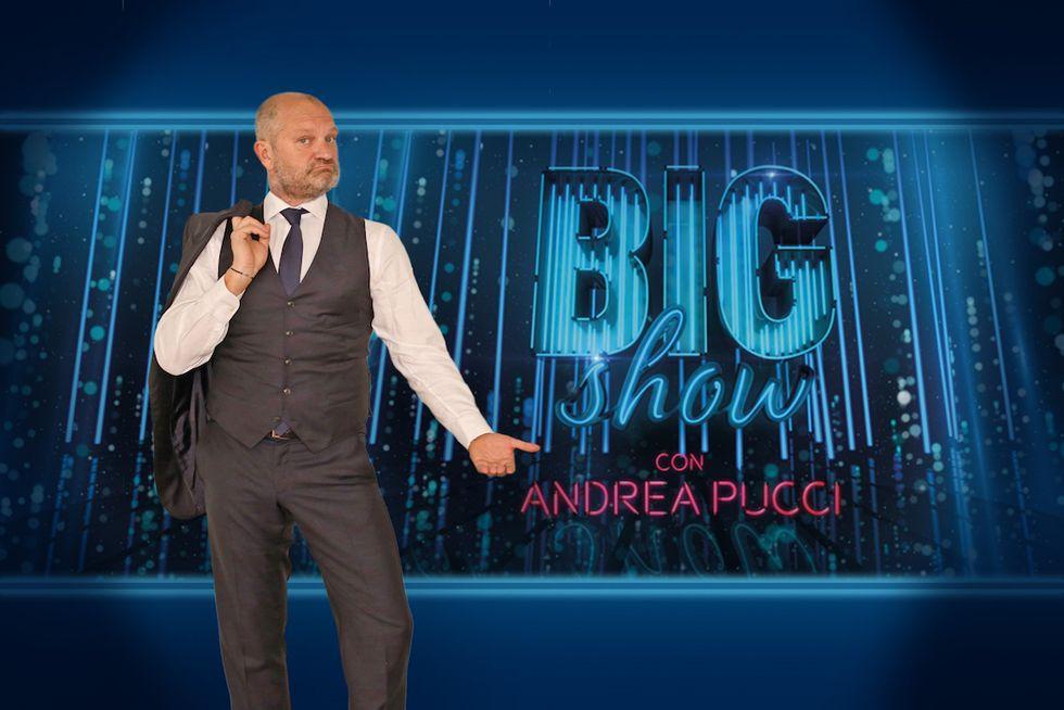 Andrea Pucci Big Show Italia 1