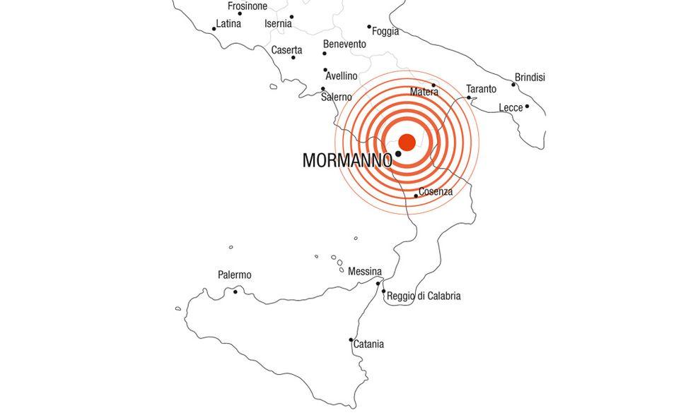 Terremoti. Monte Pollino: autodifesa antisismica