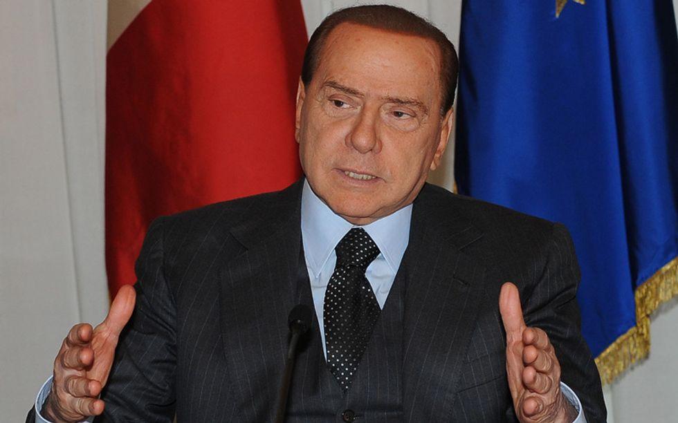 Ecco il videomessaggio di Berlusconi