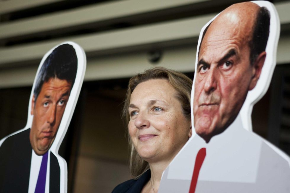 Primarie in tv: tra Renzi e Bersani la spunta Vendola