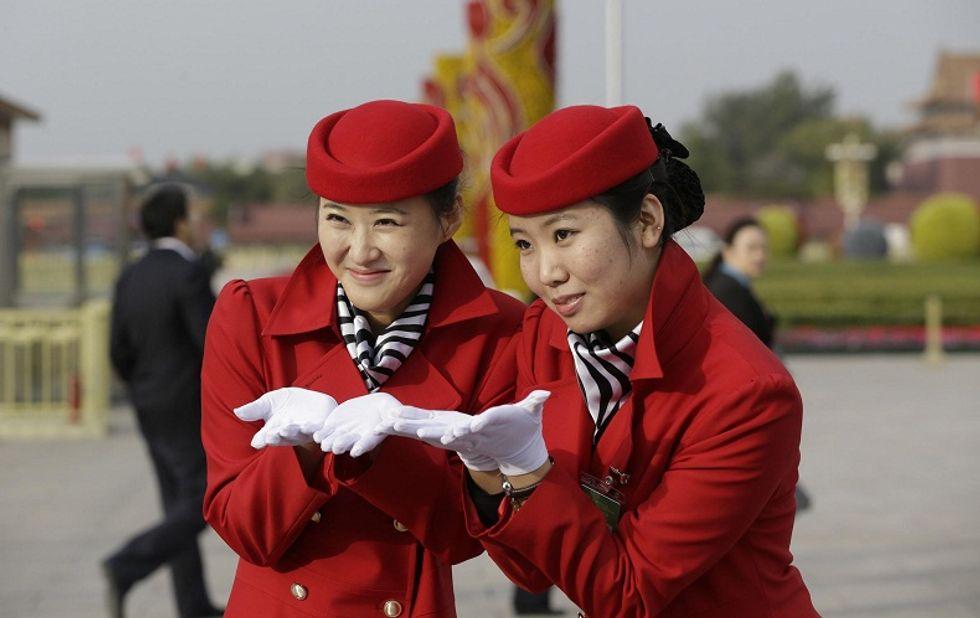 Cina: Hu Jintao apre il Congresso del Partito in una Pechino blindata
