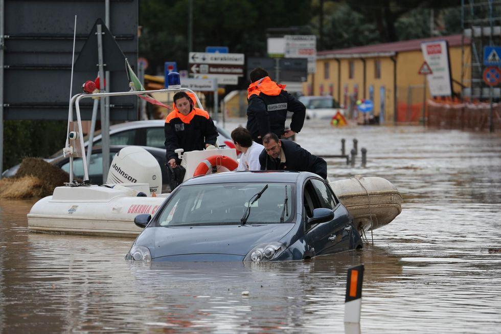 Alluvioni e frane: l'odissea infinita della Toscana