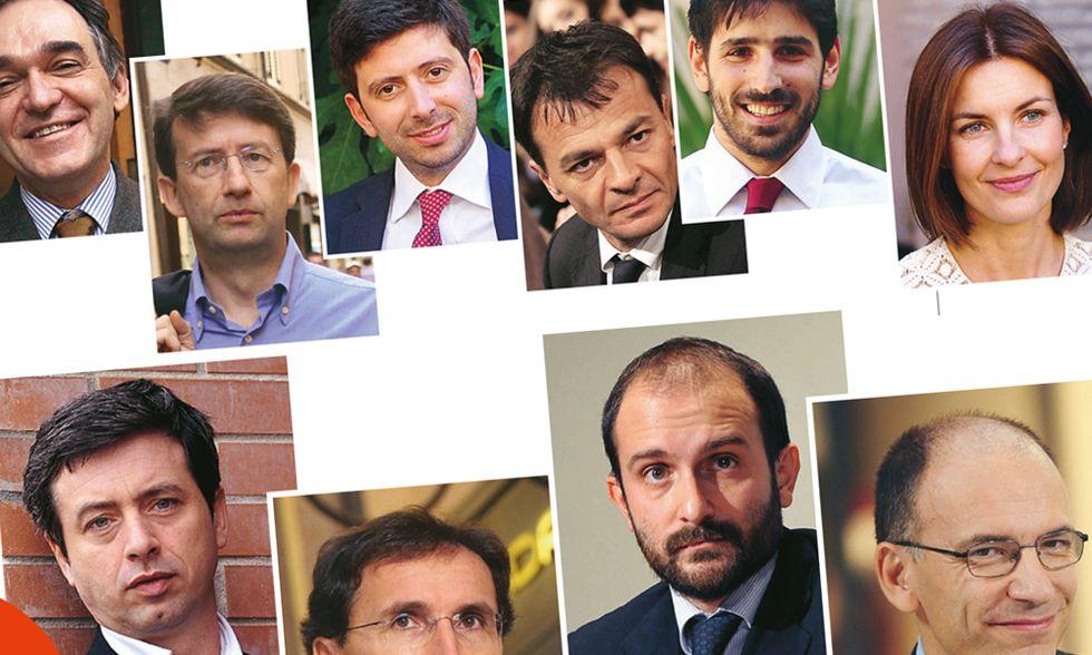 Pd. E Bersani già pensa a dove piazzare i fedelissimi