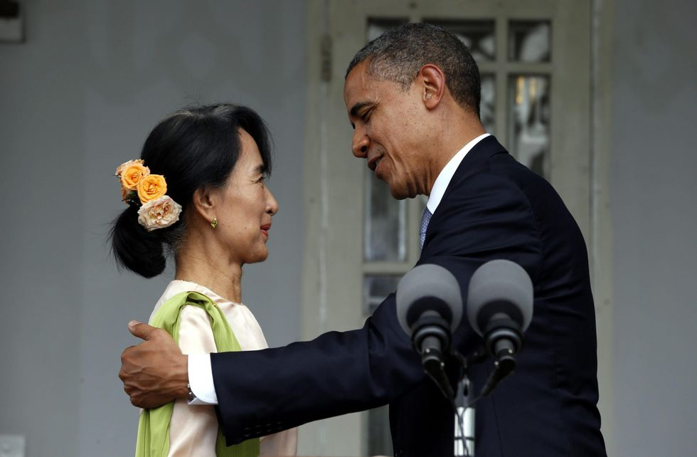 Barack-Aung, la nuova Asia