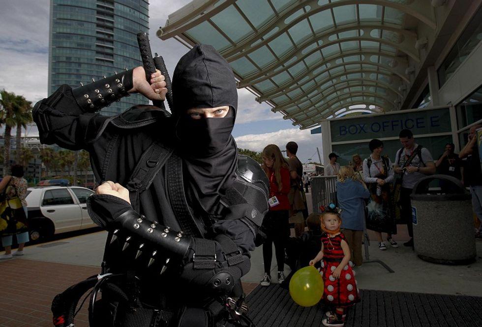 Giappone: anche i ninja vanno in pensione