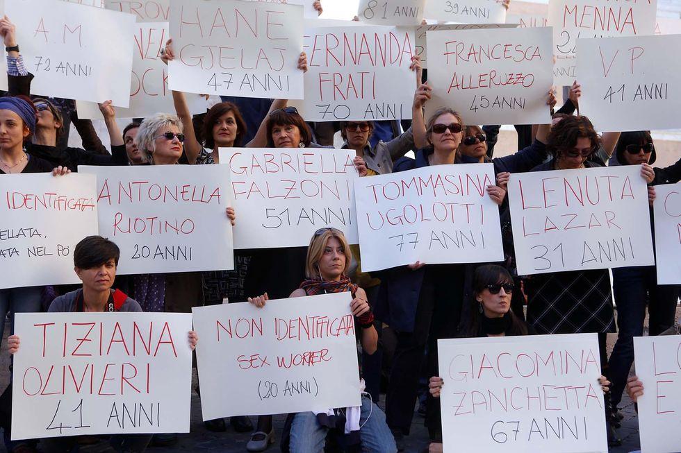 In Italia è strage di donne: un delitto ogni due giorni