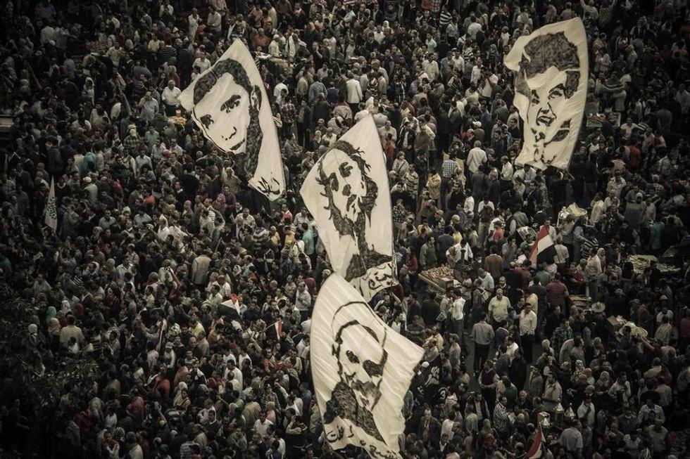 Egitto: se la rivolta è contro Morsi