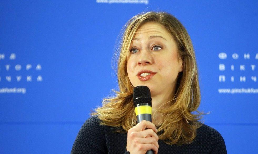 Il sì al matrimonio gay di Chelsea Clinton
