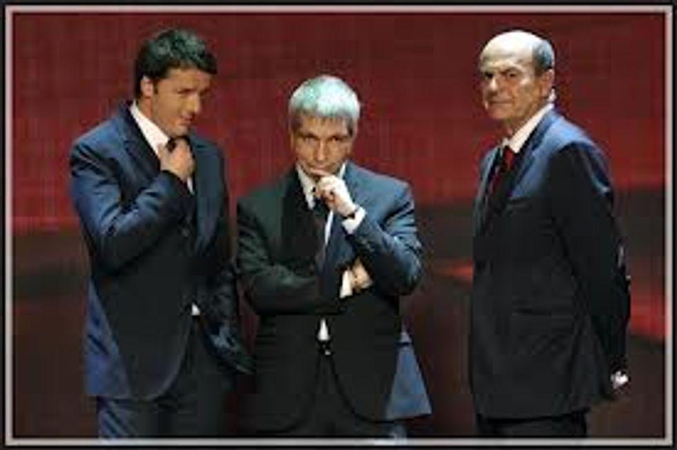 Attento Bersani: mezza Sel non ti voterà
