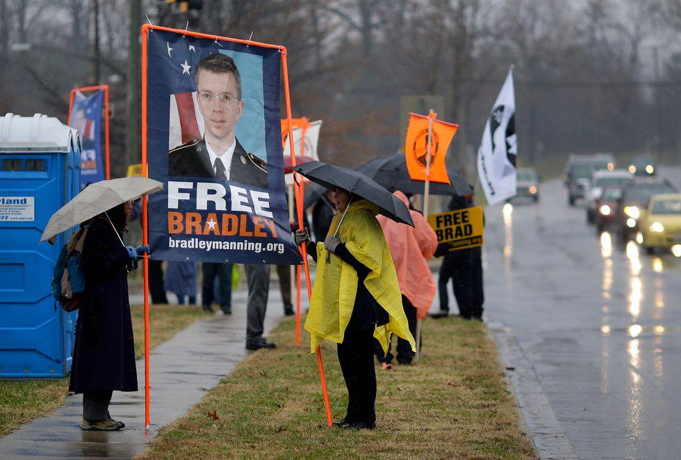La corte marziale di Bradley Manning