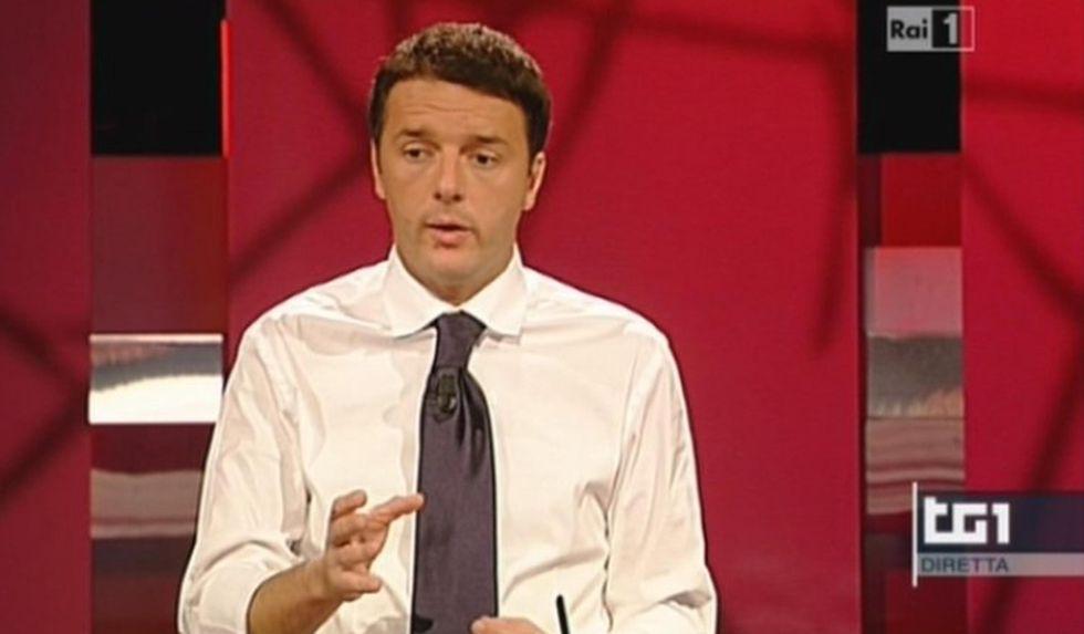 Grazie a Renzi il Pd cambia (finalmente) pelle