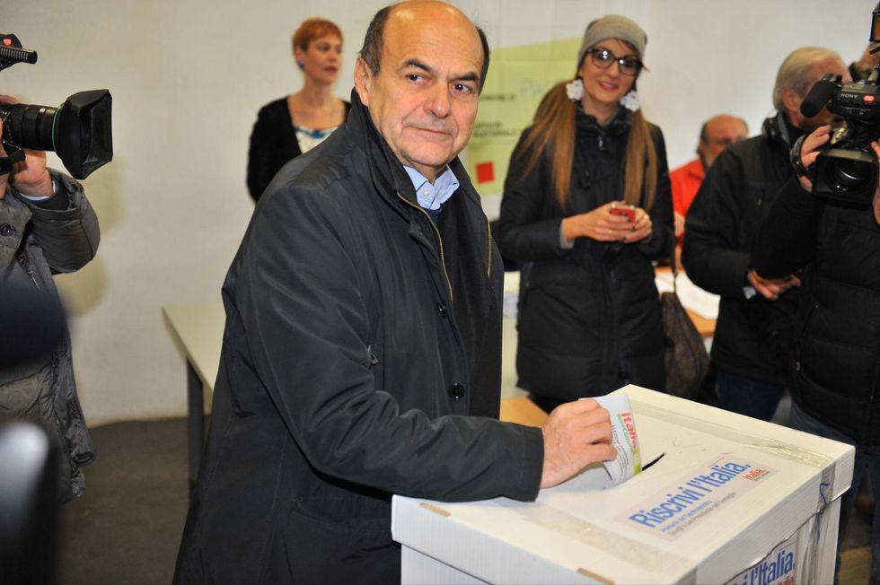 Primarie: vince Bersani. Grillo e Monti festeggiano
