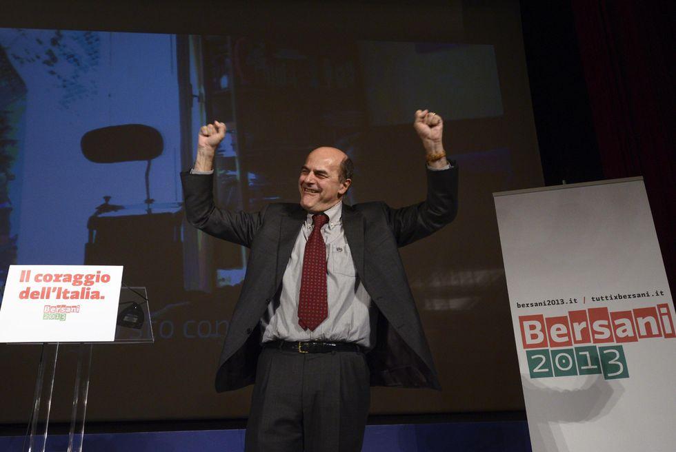 Se il primo viaggio di Bersani premier è in Libia