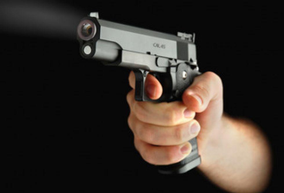 In Italia meno pistole ma più omicidi
