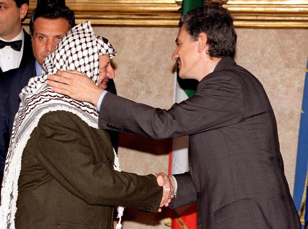 """Chi ha ordinato lo sciagurato """"sì"""" dell'Italia sulla Palestina"""