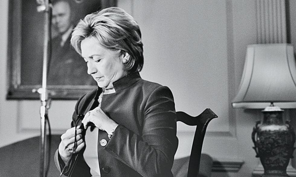 Bomba H. Hillary Clinton, la donna che vuole essere presidente