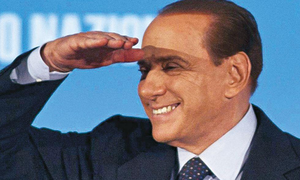 Silvio Berlusconi. Il miracolo dei moderati nei sogni del Cavaliere