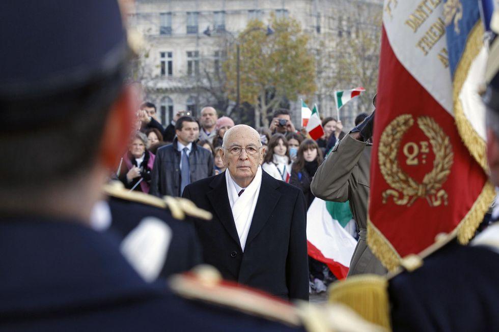 Nessuno intercetti Napolitano