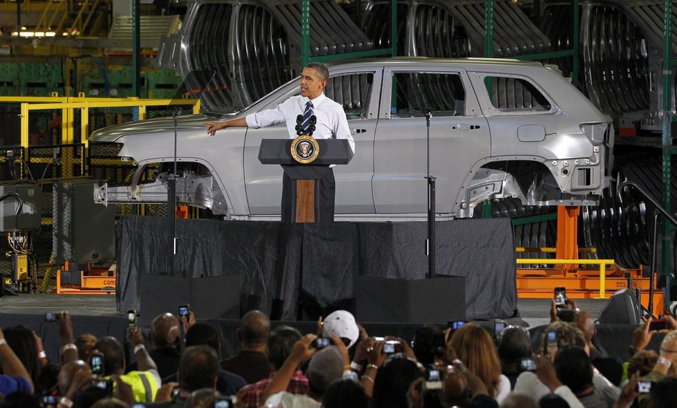 Barack Obama tradirà Detroit?