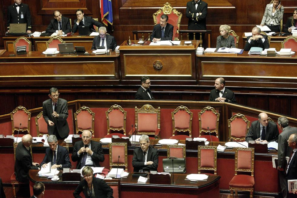 """""""Berlusconi è il nostro leader, non servono primarie"""""""
