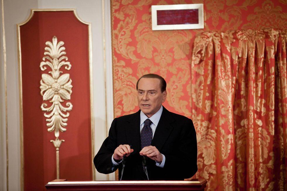 Berlusconi, il 'dominus' della politica