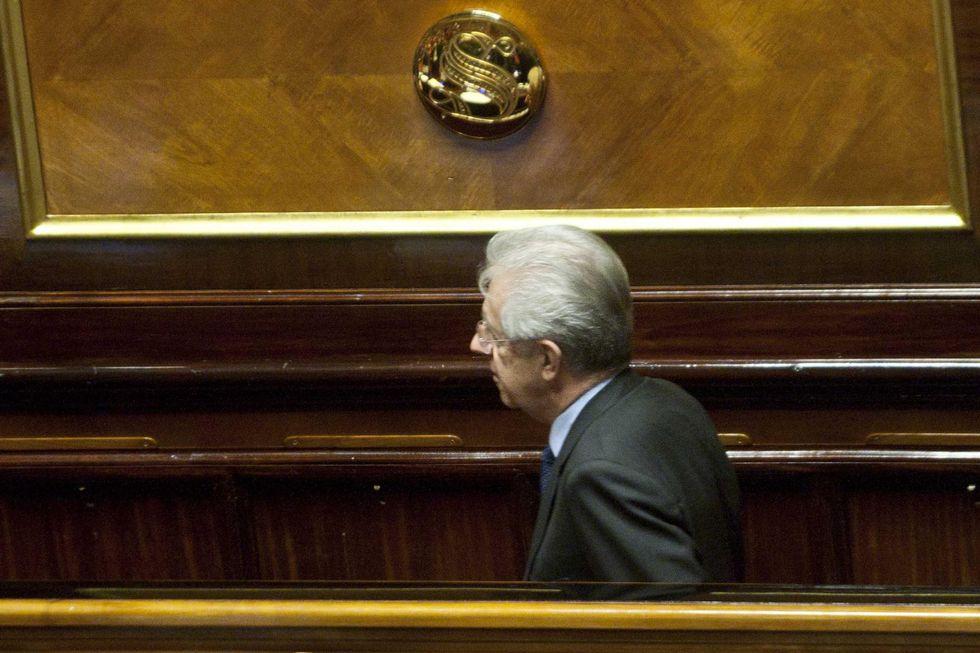 Monti: 'Mi dimetto dopo la legge di stabilità'
