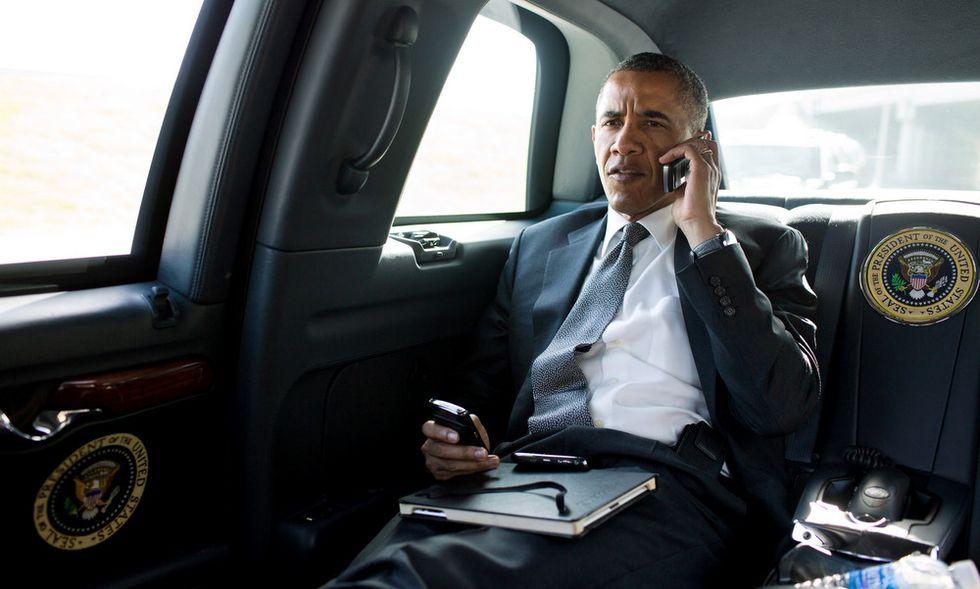 Barack Obama: uomo dell'anno per Time
