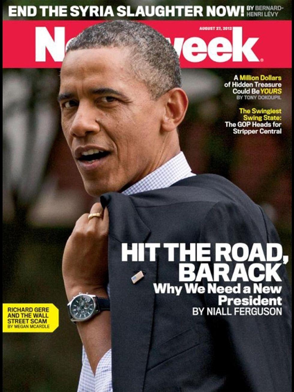 È il web l'ultima carta di Newsweek