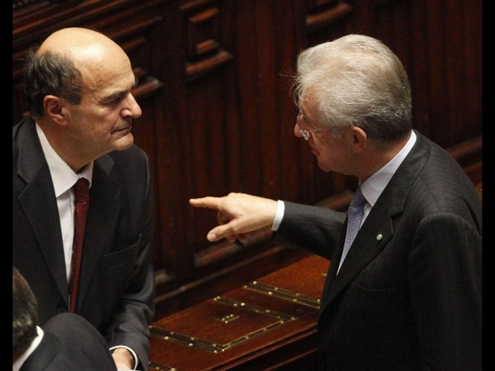 Italia al voto: il pasticcio Mario Monti