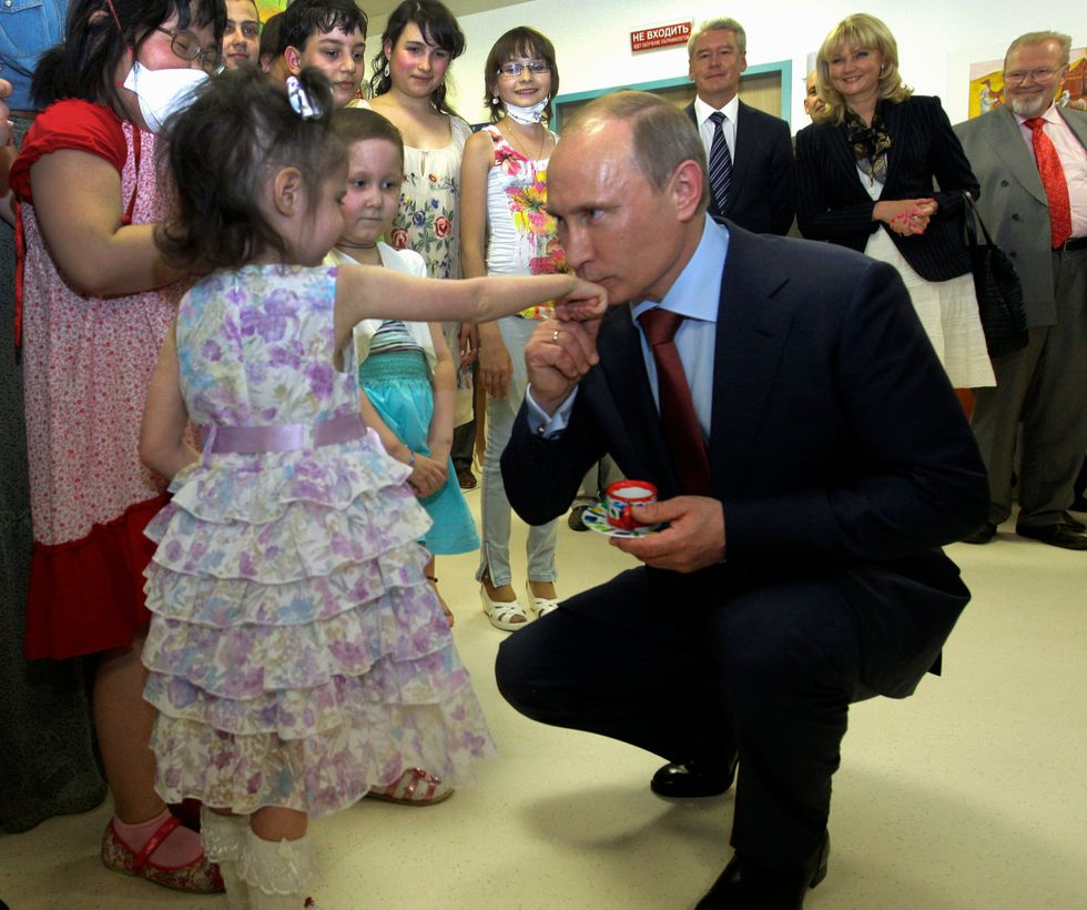 Mosca, no di Putin alle adozioni Usa dei bambini russi