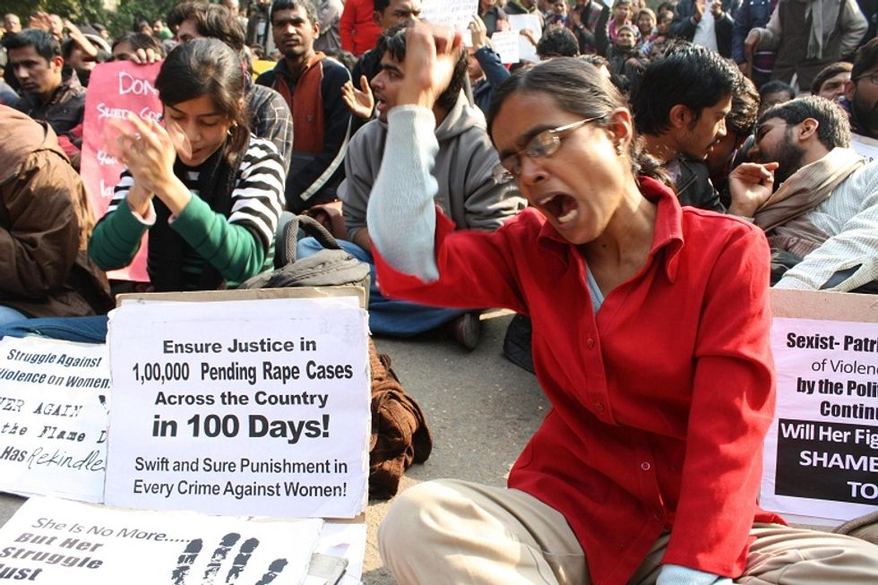 L'India non è un paese per donne