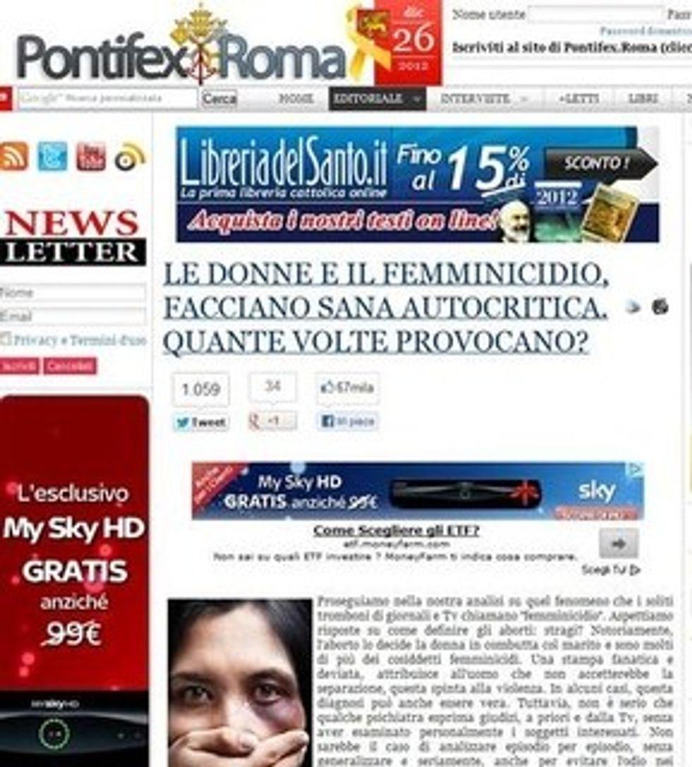 """""""Don Corsi sotto attacco perché prete di destra"""""""