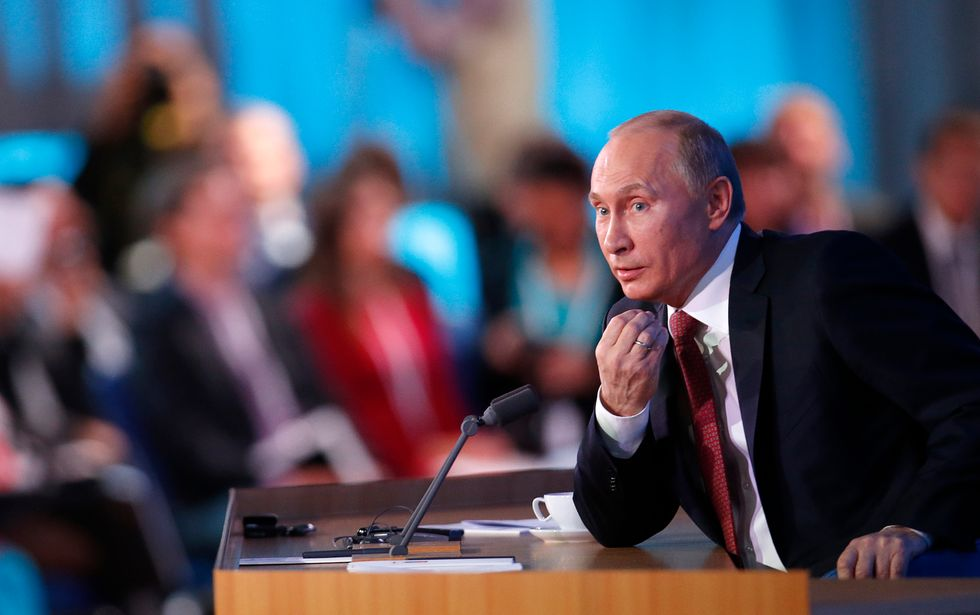 Putin, le elezioni russe e la guerra informatica