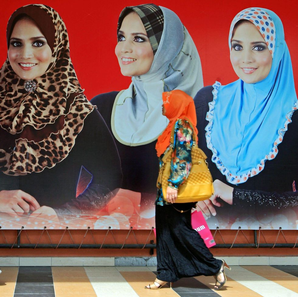 Orgoglio islamico, in Germania eBay si mette il velo