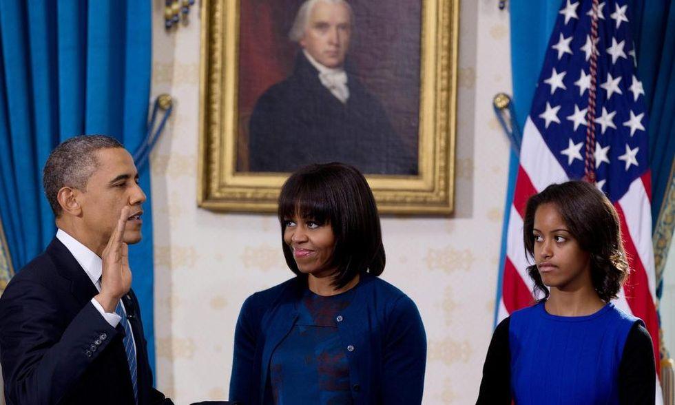 Obama e Michelle