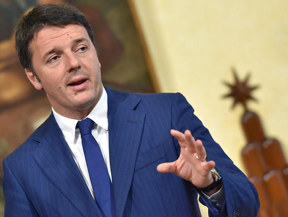 Le 5 sfide di Matteo Renzi per il 2015