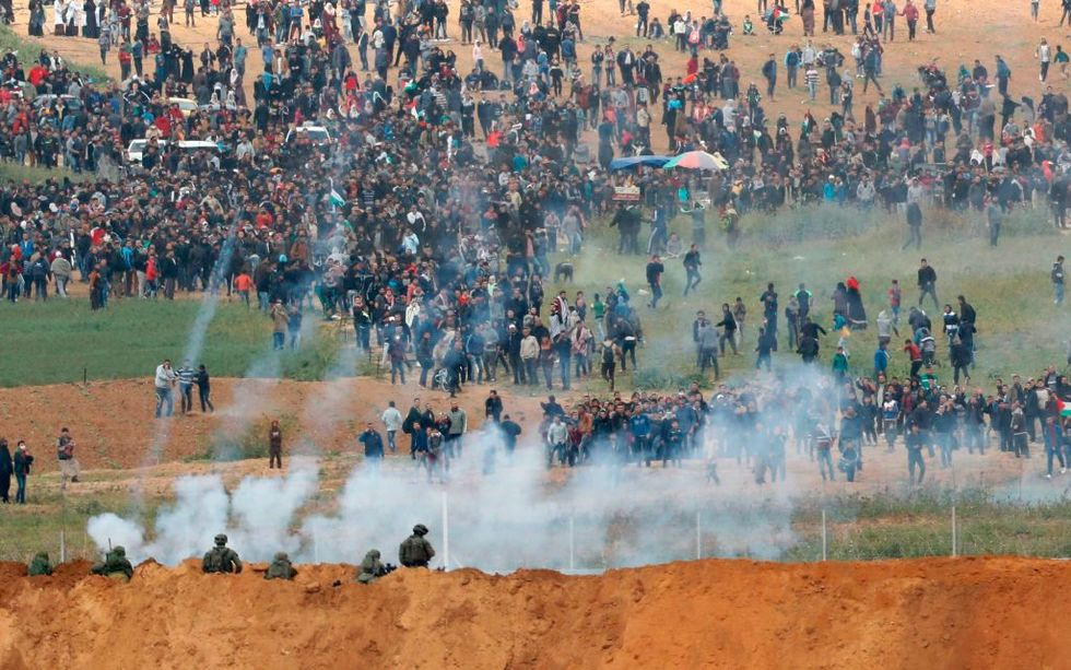 gaza-scontri-israele