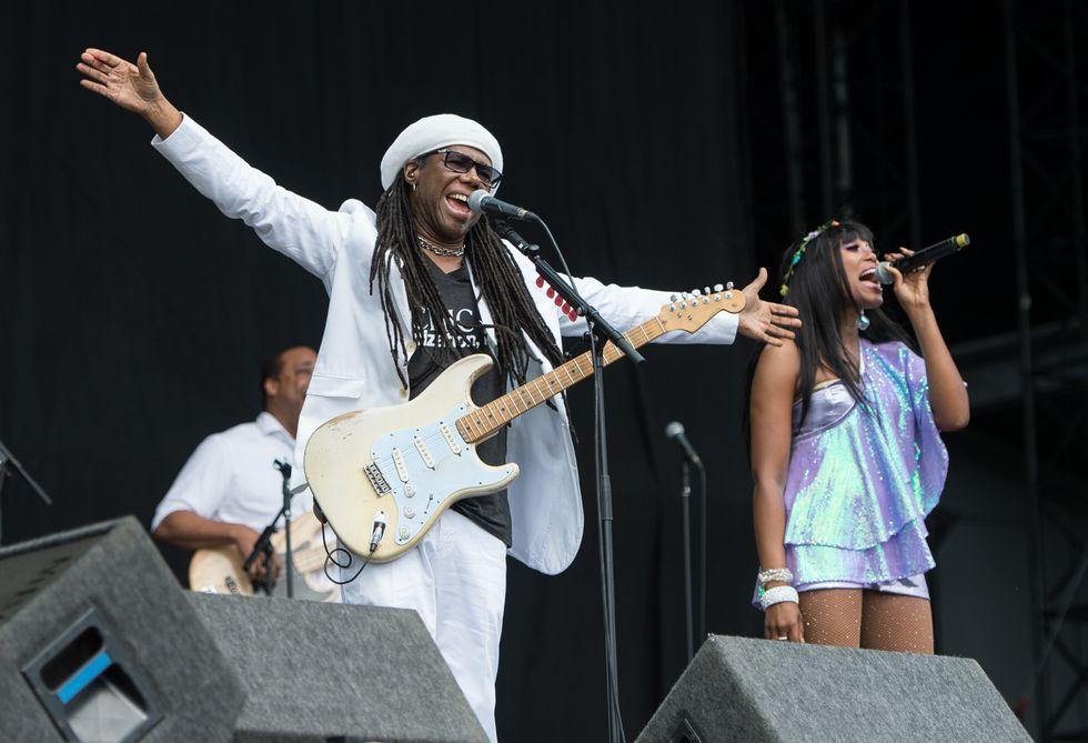 Nile Rodgers è il re Mida della musica: i 10 brani cult
