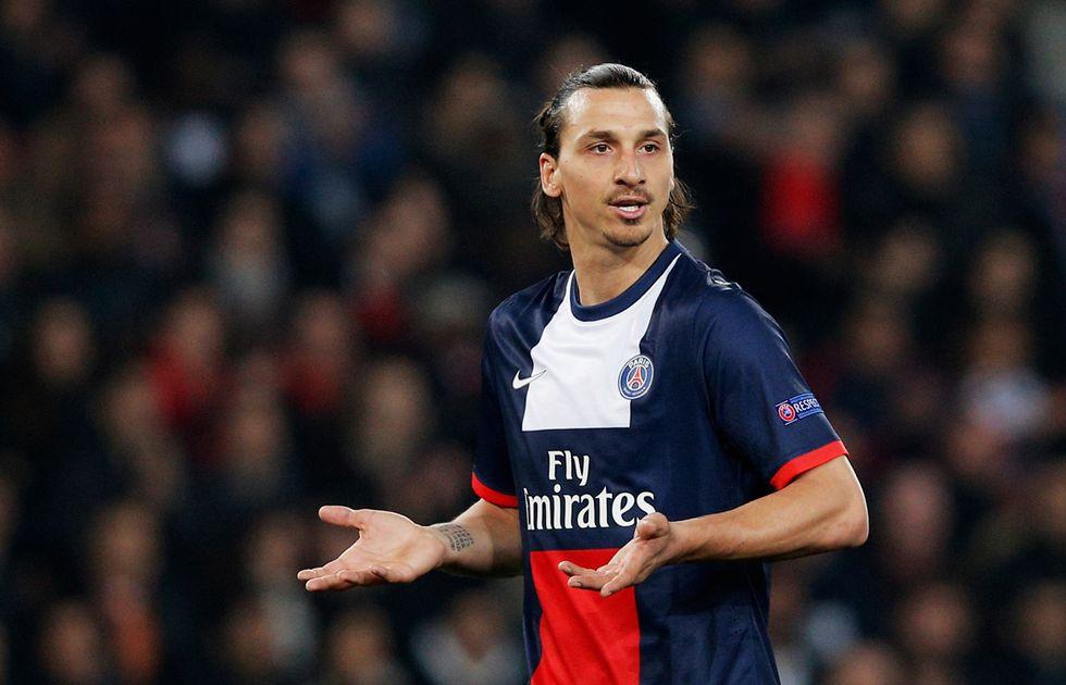 Ibrahimovic nella bufera per aver ucciso un alce