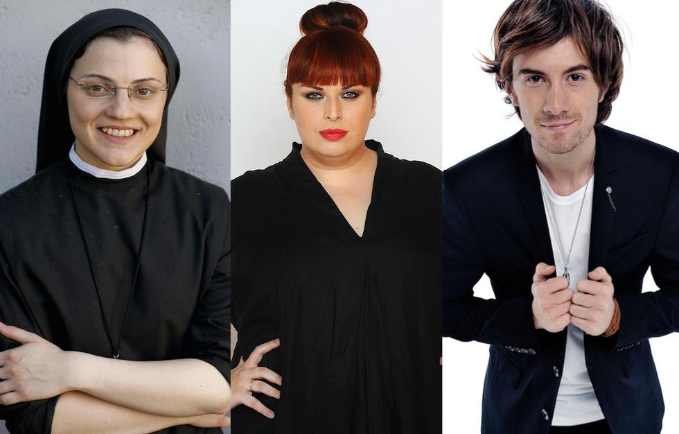 I 5 personaggi tv rivelazione del 2014