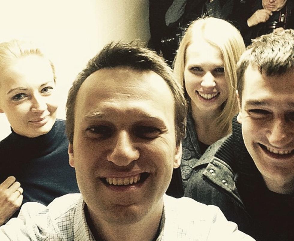 Ora Navalny chiama a raccolta i nemici di Putin