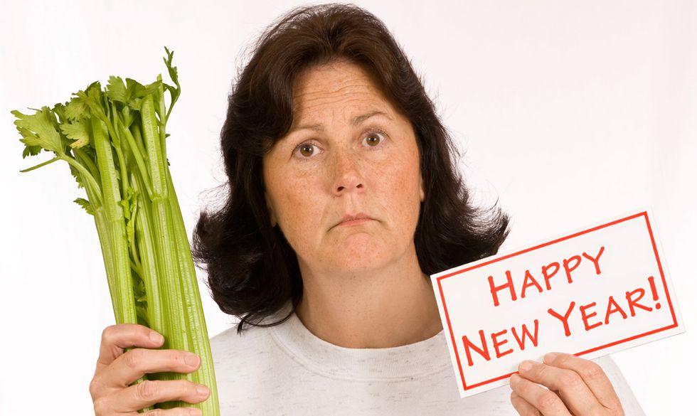 10 propositi per l'anno nuovo (che non rispetterete)